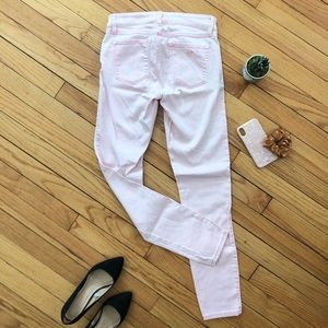 Guess - Pink Skinny Jeans